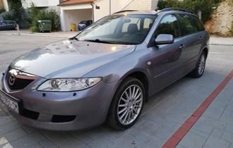 Mazda 6 Sport Combi Mazda 6 CD 136 Full oprema