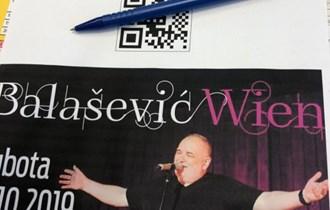 Balašević - 4 karte za koncert u Beču 19. 10.