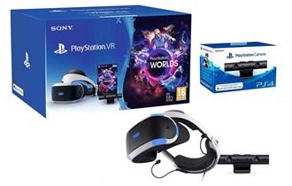 PlayStation VR + Camera v2 i igra ASTRO BOT/ NOVO