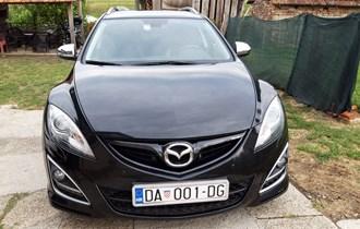 Mazda 6 Sport Combi 2.2 180 GTA