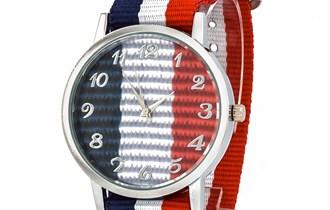 Muški sat crveni II