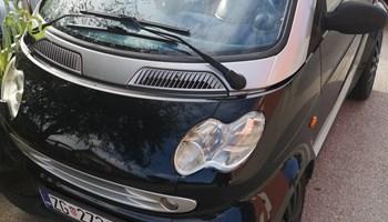 Smart fortwo cabrio 600 kubika