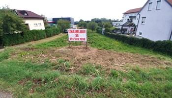 Najam zemljišta, Zagreb, centar Sesveta, 1123 m2