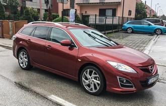 Mazda 6 Sport Combi Sport CD163 GTA