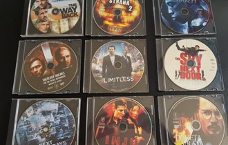 Originalni filmovi na DVD