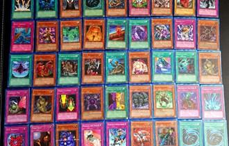 Kolekcija YU GI OH karata