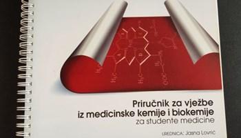Priručnik za vježbe iz medicinske kemije i biokemije