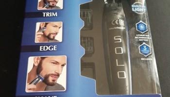 Wellneo microtouch solo - trimer za bradu