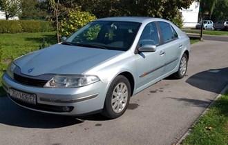 Renault Laguna 1.9 DCI Privilege,2002,217000km,reg 06/20,odlična