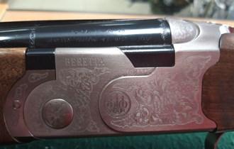 NOVI MODEL 2019! Sačmarica Beretta 686 Hunter Silver Pigeon 1