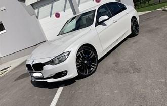 **BMW 320D F30 AUTOMATIC 8G PERLA ///M, REG 3/2020,SPORT ALU 19**