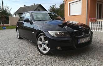 BMW SERIJA 3 320 DIESEL-170 KS-REDIZAJN-2009 GODINA-FULL KOŽA-REG:6/2020