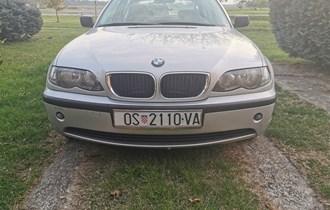 BMW 320i + PLIN