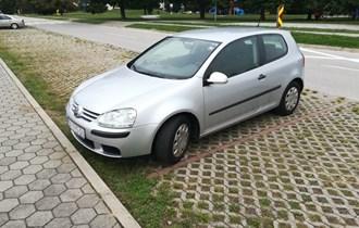 VW Golf V 1.4 16V tenderline
