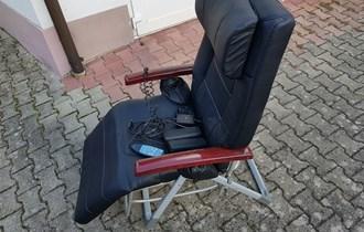 Paradiso masažna stolica