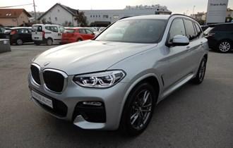 BMW X3 2.0 xDrive M-Sport *PAN, LED, HEAD-UP, KOŽA*