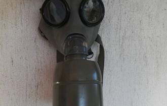 Gas maska Kraljevine YU WW2