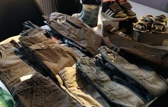 Lot odjeće za dječake