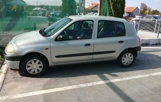 Renault Clio 1.2 8v ** samo 85000 km ** reg. 06/20
