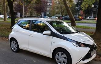 Toyota Aygo 1.0 VVT-i-x-play 5V