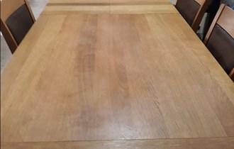 Prodaja stola i 6 stolica