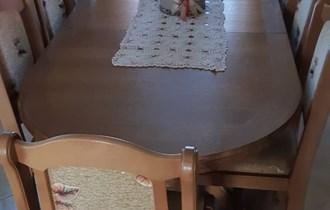 Blagavaonski stol i stolice