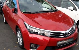 Toyota Corolla Sedan 1.4 d4d Executive