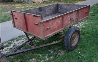 Prikolica mala za traktor Tomo Vinkovic