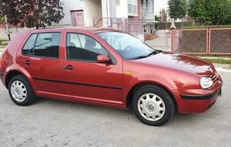 VW GOLF IV 1.4 16v ** 199.000 km ** ODLIČNO STANJE **
