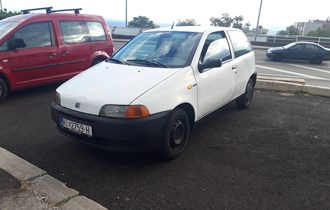 Fiat Punto 1.7 TD reg. do 10/2020