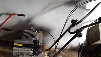 Traktor BRIGGS & STRATION freza