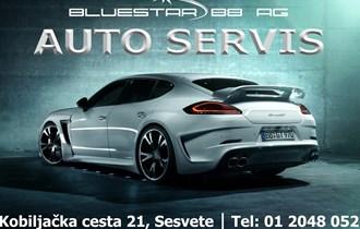 ***SPECIJALIZIRANI  AUDI - VW - ŠKODA SERVIS BLUESTAR 88 AG***
