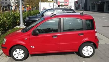 Fiat Panda 1.1, 2010g.klima,city servo, el.podizaci, radio, motor I mehanika izvrsni, redovno servisiran I garaziran, bez ulaganja, reg1 godinu