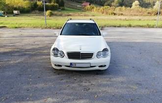 Mercedes-Benz C-klasa T-model 200 CDI 2002 g. REG DO 10/2020