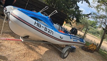WIKING 3,80  Evinrude 40ps