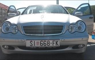 Mercedes-Benz C-klasa 2.0 Kompressor