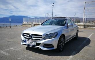 Mercedes-Benz C-klasa 220d - na firmu, reg 10/2020, 115000 km