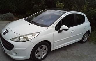 Peugeot 207 1,4 16V+plin