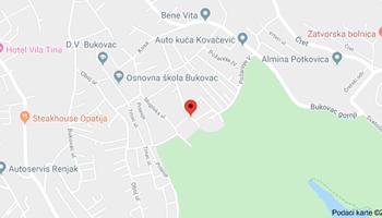 Garaža Gornji Bukovac Požarinje