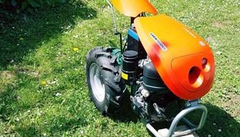 NOVI motokultivator Lambardini 10kW diesel