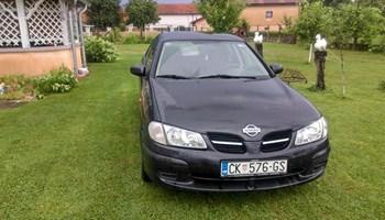 Nissan Almera ALMERA 1,5 BENZIN