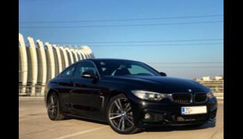 BMW serija 4 Coupe 420d M German Edition