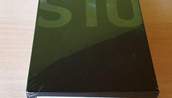 Samsung Galaxy S10, 128GB crni, nov, neodpakiran