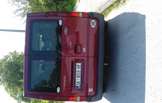 Ford Transit 125 T 300