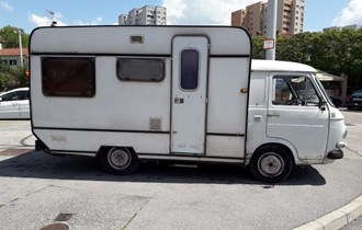 Kamper Fiat  Arca ili zamjena