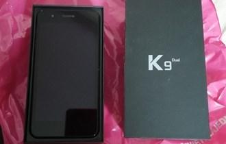 Prodajem novi lg k9