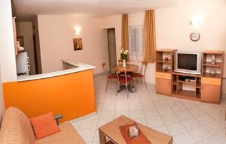 Narančasti apartman 2+2