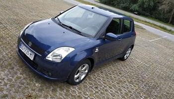 Suzuki Swift 1.5 VVT - 118000 km, bogata oprema