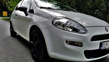 Fiat Punto 1.3 multijet 2012g