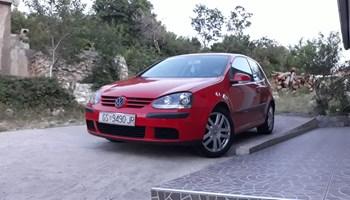 VW Golf IV 1.9 TDI 105 KS